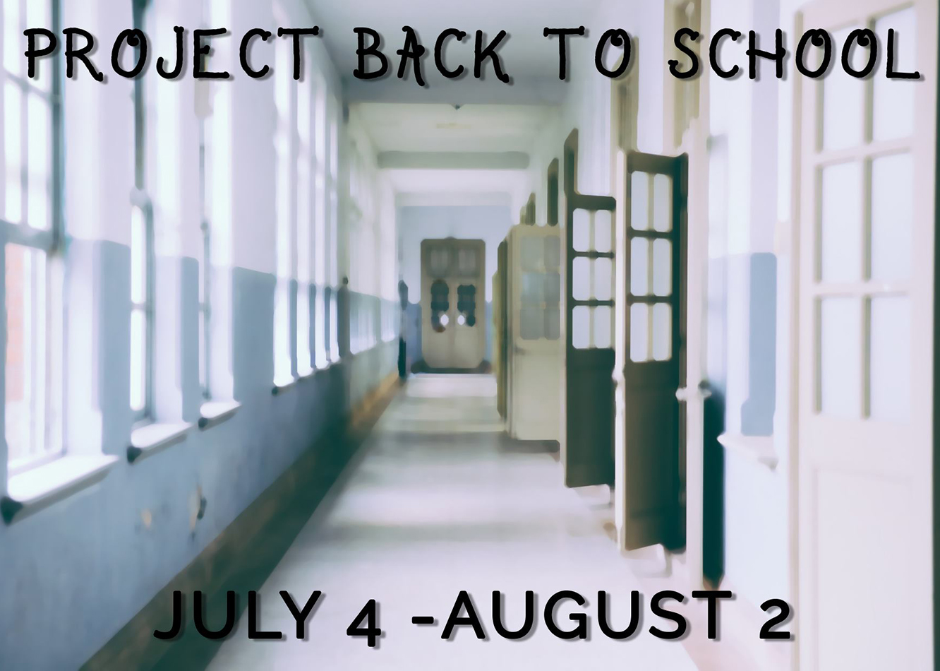 Project Back to School 2020